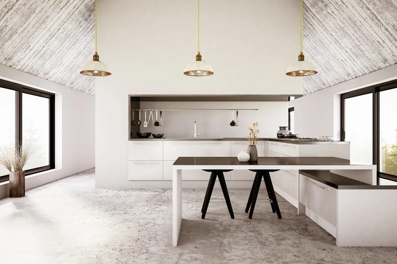 Os estilos minimalista e escandinavo lidam com os espaços de maneiras diferentes.