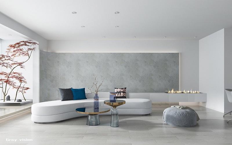 O minimalismo é uma filosofia de vida que influencia diretamente a decoração.