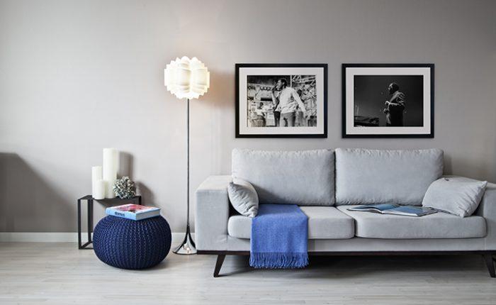 Projeto de iluminação para sala de estar (Westwing)
