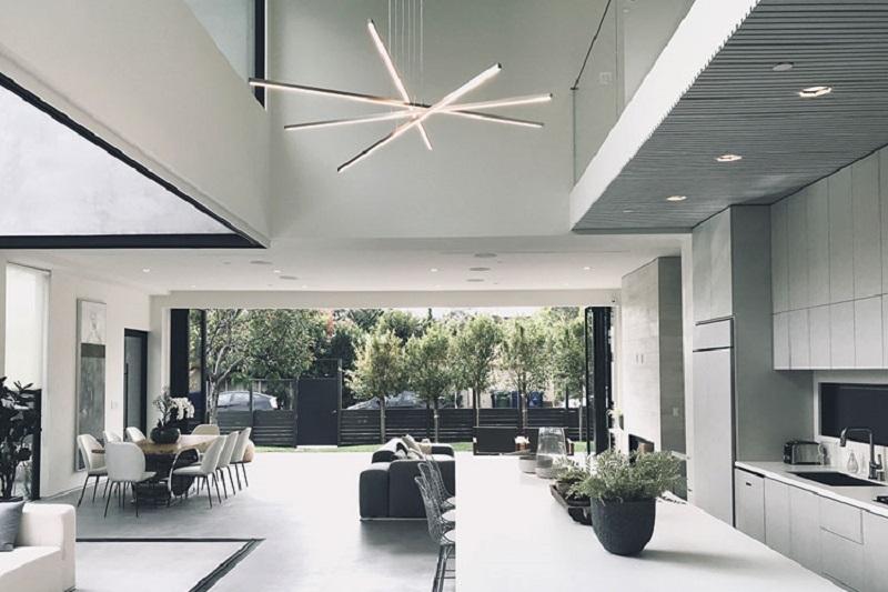 Um projeto de iluminação sustentável faz bom uso da luz natural (Lightology)